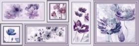 Панно Decor Memories lila-2 (50х75) комплект из 2 штук купить