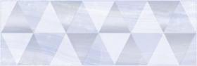 Декор Diadema Perla голубой 17-03-61-1186-0 (20х60) купить