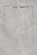 Душевой поддон SLOPE  FIORI DI PESCA White line (90х135) 40030410150200 купить