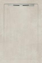 Душевой поддон SLOPE BETON Cream Line (80х120) 40020210850200 купить