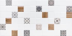 Декор 1 АСТРИД 1041-0238 белый (20х40) купить
