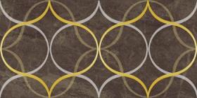 Декор Crystal Resonanse коричневый (30х60) купить
