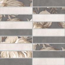 Мозаика ФИОРИ ГРИДЖО разноцветная 1932-0012 (30х30) купить