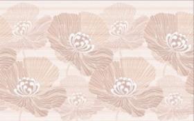 Декор Эрмида коричневый (25х40) 09-03-15-1021-1 купить