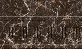 """Бордюр """"Пастораль"""" темный цоколь (25х15) 13-01-1-23-42-04-460 купить"""