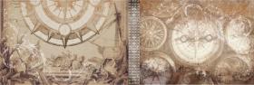 Декор 2 ИЛЬ МОНДО 1664-0019 (20х60) купить