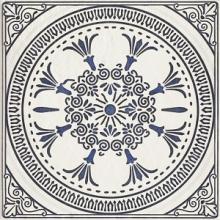 """Керамогранит Ceramika Paradyz """"Sevilla Azul Decor D"""" (19,8x19,8) купить"""