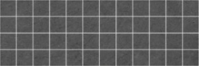 Декор Story мозаичный черный MM60094 (20х60) купить