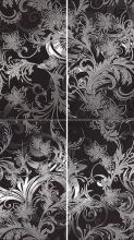 Панно Азур графит 1609-0001 (50 х 90) купить