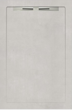 Душевой поддон SLOPE BETON White Line (80х120) 40020210150200 купить