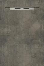 Душевой поддон SLOPE BETON Anthracite Line (90х135) 40020410450200 купить