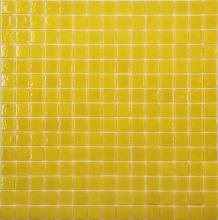 Мозаика стеклянная А90, желтый (20*20) купить
