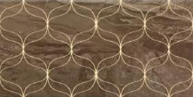 Декор Золото геометрия Ethereal коричн k 082266 (30х60) купить