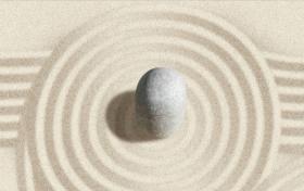 Декор Summer Stone Wave №1 Бежевый В41411 (25х40) купить
