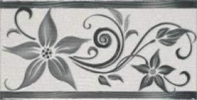 Декор Cenefa 437 Gris Nacar (20,4х40,8) купить