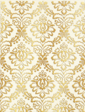Декор КАТАР белый 1634-0090 (25х33) купить