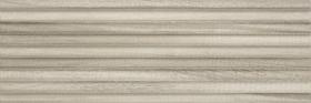"Плитка настенная рельеф. Ceramika Paradyz ""Daikiri Grys Wood Pasy STR Ret"" (25x75) купить"