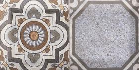Плитка настенная Decorado Antique (10х20) купить