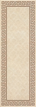 Декор Decorado YA3610567 Catalina А Beige (25х75) купить