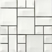 Мозаика керамогранит Day-TO-Day белый глянц. К5400548 (30х30) купить