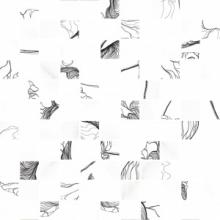 Вставка Elegance EG2O051 мозаика белый (30x30) купить