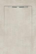 Душевой поддон SLOPE BETON Cream Line (90х135) 40020410850200 купить