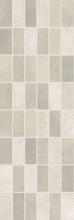 Плитка настенная мозаичная ФИОРИ ГРИДЖО св-сер матовая 1064-0102 (1064-0047) (20х60) купить