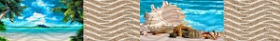Бордюр Лагуна голубой (7х50) 77-03-61-774-0 купить