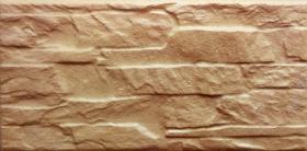 Фасадная клинкерная плитка Арагон бежевый (25х12,5) купить