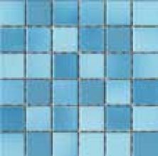 Мозаика керамогранит Сolorline k5105014 mix 5 светло-голубой 5х5см (30х30) купить